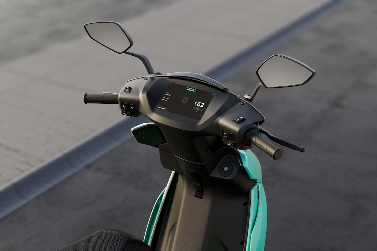 scooter électrique dans le nord de la france